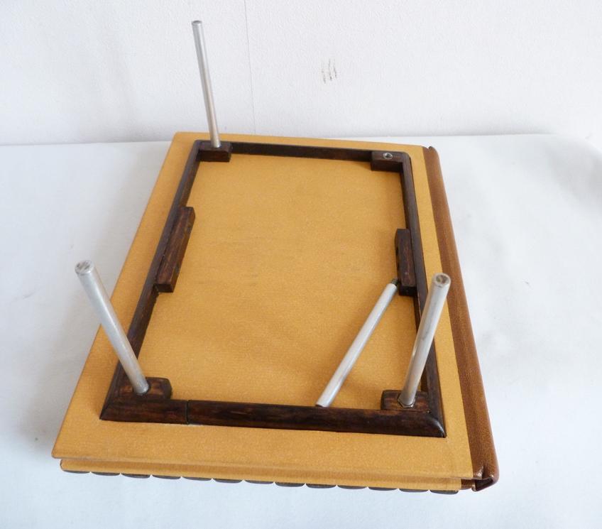 la table, montage