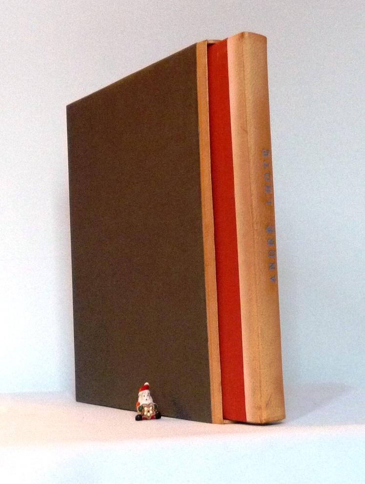 André Lhote commente 48 reproductions de ses tableaux dans ce livre, étui.