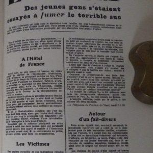 coupure-presse-mort-reliure-art-vache-lettre-guerre-breton-surrealiste-ardoise-demi-cuir-9