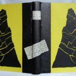 Biennale mondiale de reliure - L'aiguille creuse de Maurice Leblanc (Arsène Lupin)