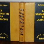 Les spaghettis par la racine de R. Finnegan