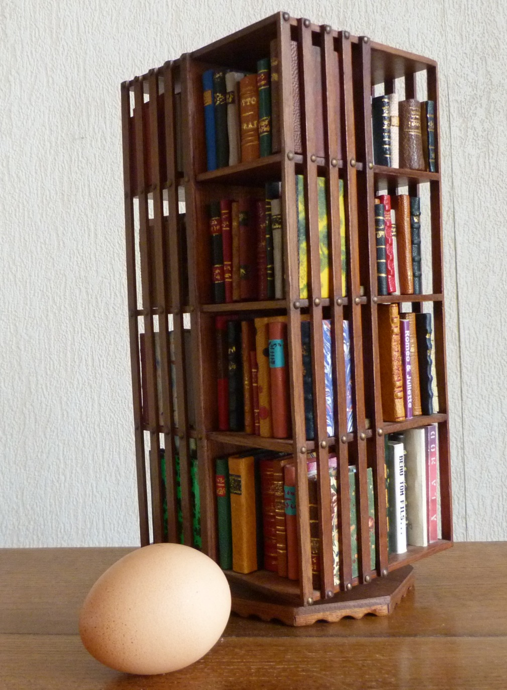Bibliothèque anglaise pivotante (3)
