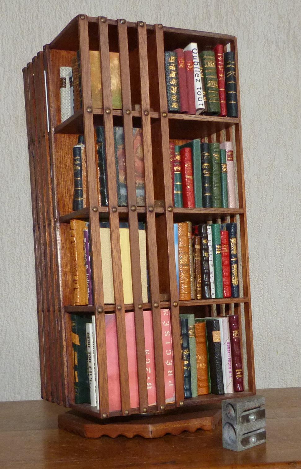 Mini-livres de mini-bibliothéque