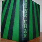 Poèmes et proses choisis de René Char