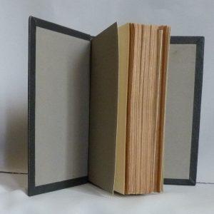 gardes-grises-encyclopedie-roret-relieur-plein-cuir-gris