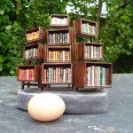 Bibliothèque sur pilotis