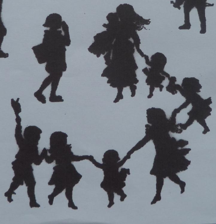 silhouettes originelles