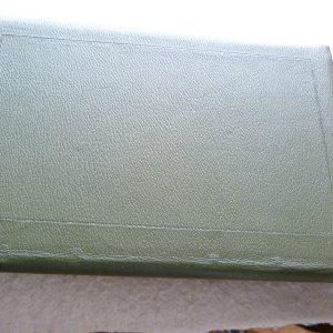 Tracé pour la découpe du cuir pour incrustation tableau de Klee.