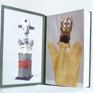 Marionnettes de Klee, gardes antérieures.