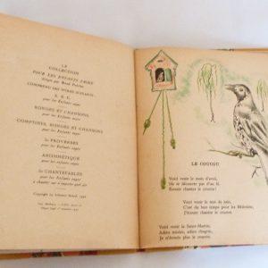 Trente chantefables de Robert Desnos : Le coucou