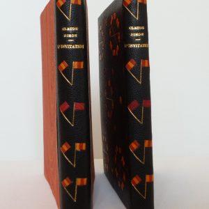 Dos du livre similaire au dos de la chemise