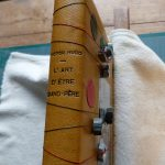 S3E12 – «L'art d'être grand-père»,  mettre ou ne pas mettre des filets sur le dos