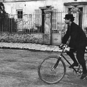 Photographie d'Alfred Jarry
