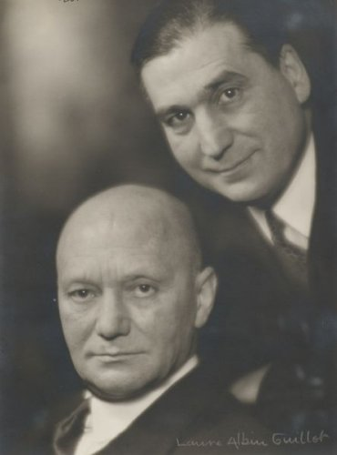 Les frères Tharaud, photo.