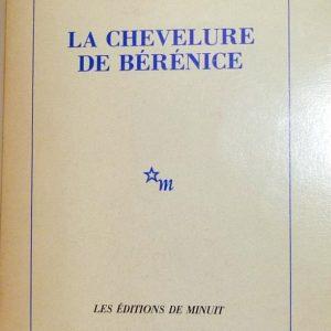 La chevelure de Bérénice : une de couverture