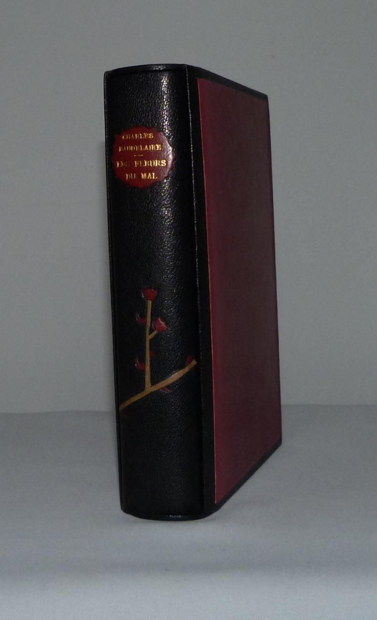 Les fleurs du mal : livre