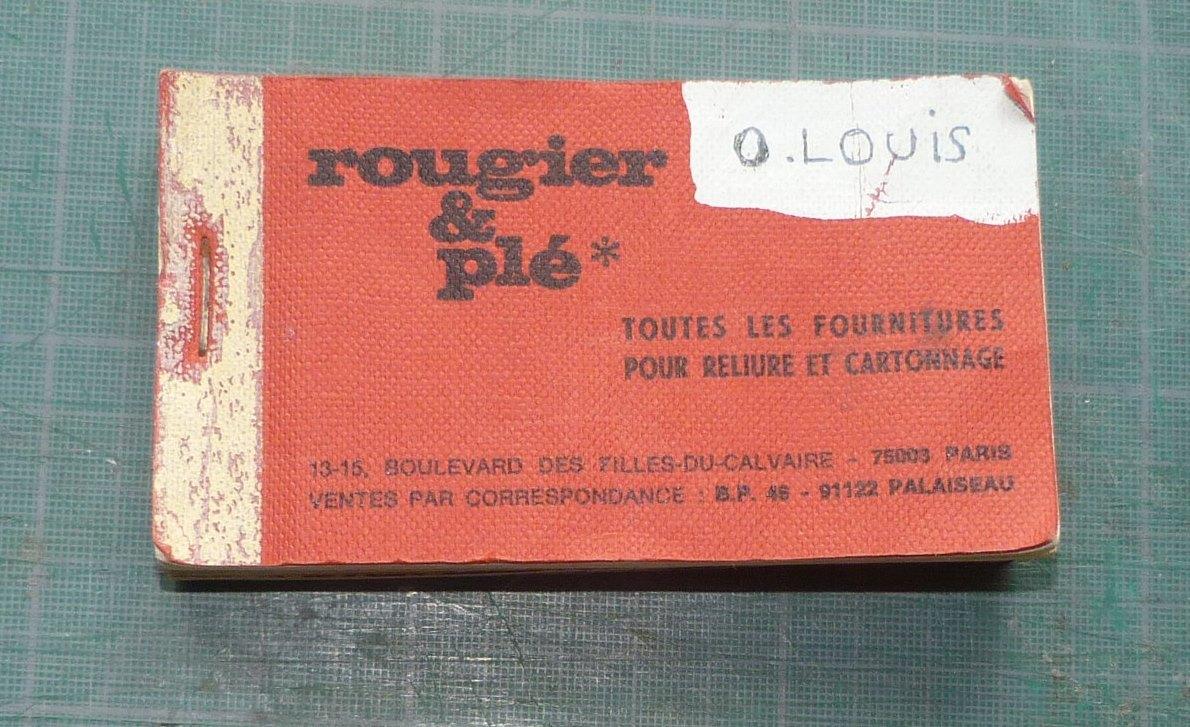 Catalogue Rougier et Plé