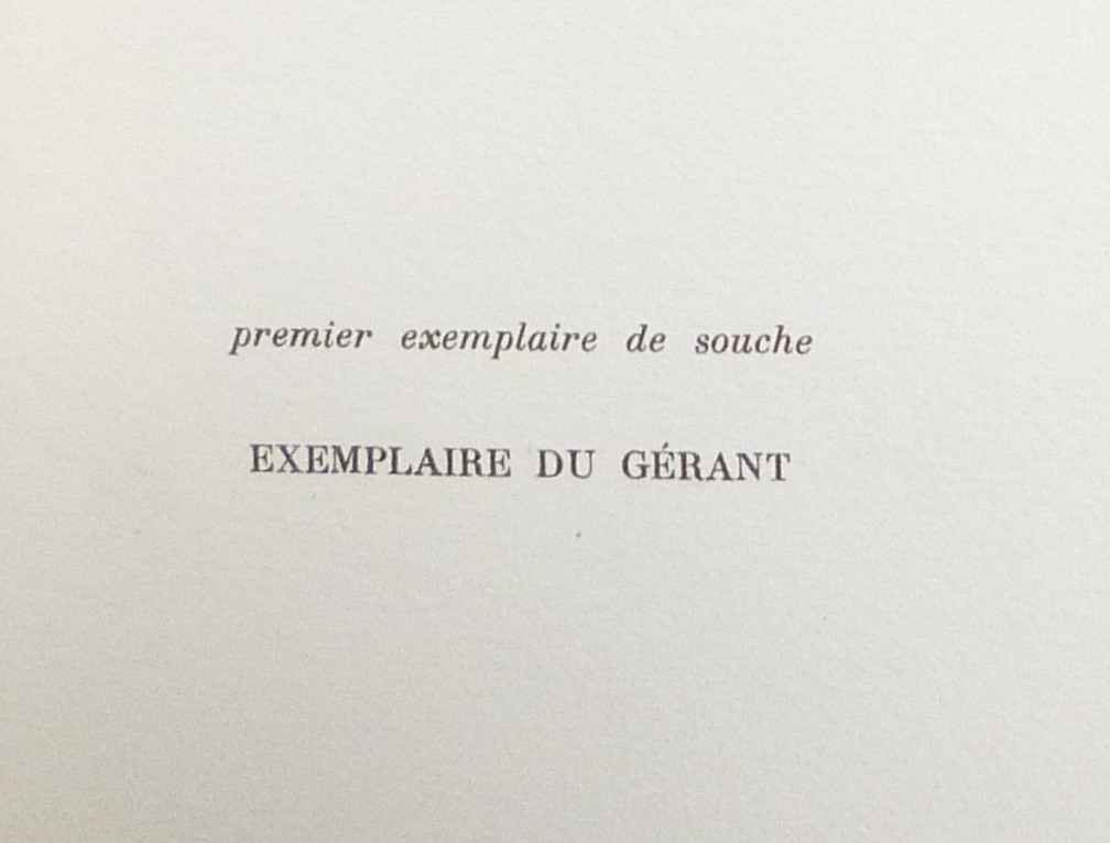 Exemplaire de Charles Péguy