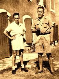 Char et Camus en 1946