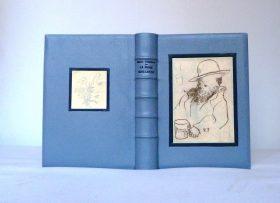 La muse gaillarde de Raoul Ponchon, plats ouverts