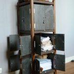 Recension de mon matériel de reliure, étagères S1E05