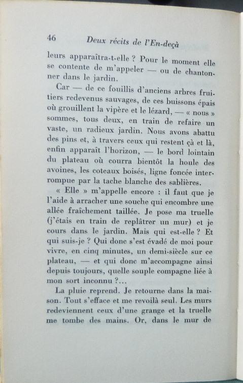 Douze cent mille de Luc Durtain, plein cuir, imposition normale