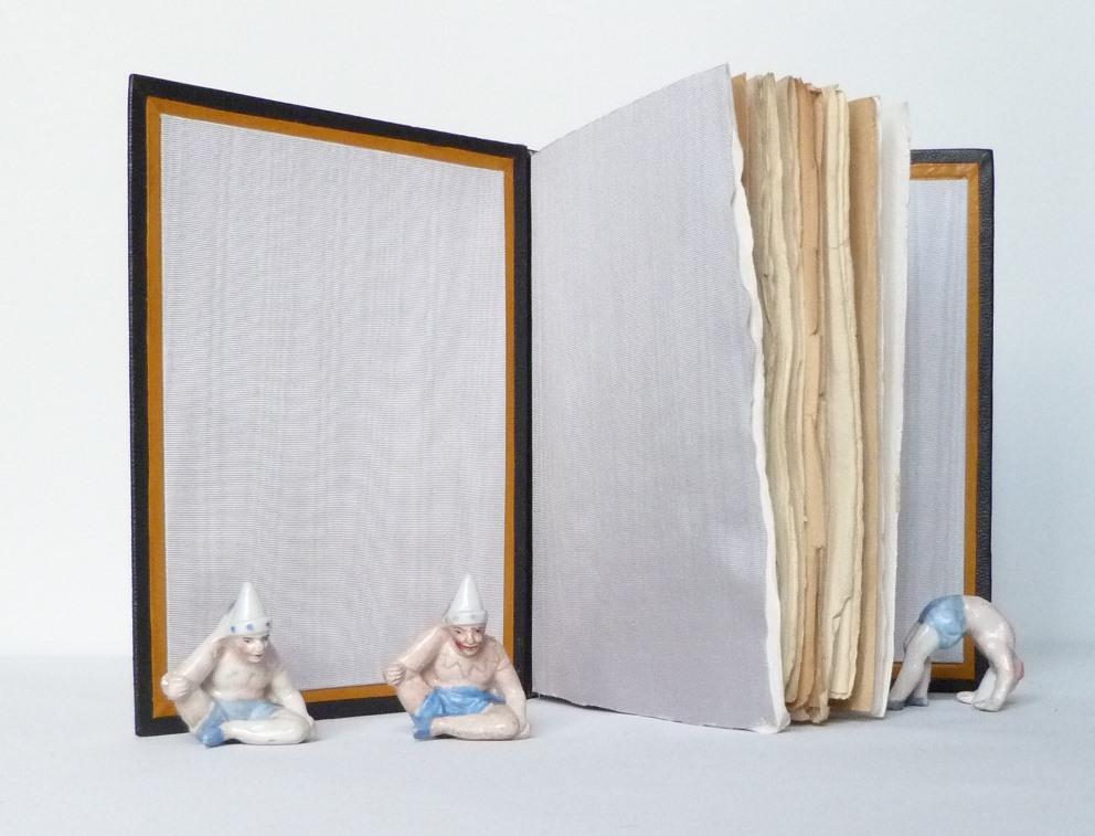 L'ordination, cahier de la quinzaine,gardes moire