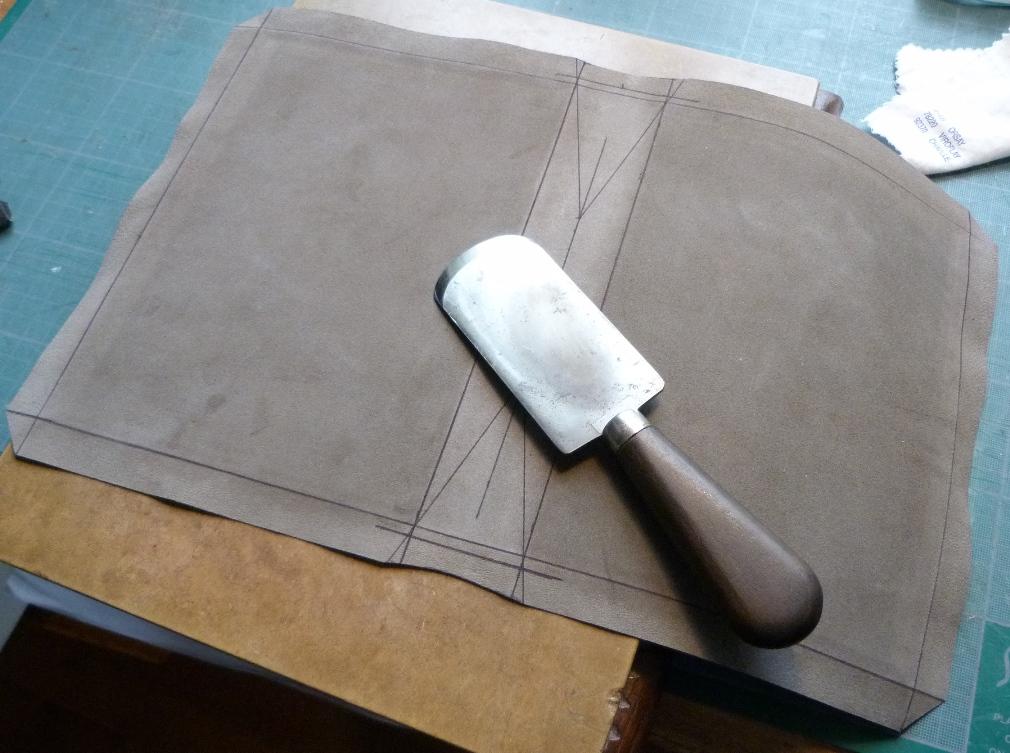 L'ordination, cahier de la quinzaine, peau