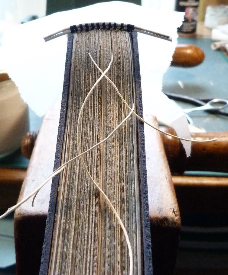 L'ordination, cahier de la quinzaine, tête