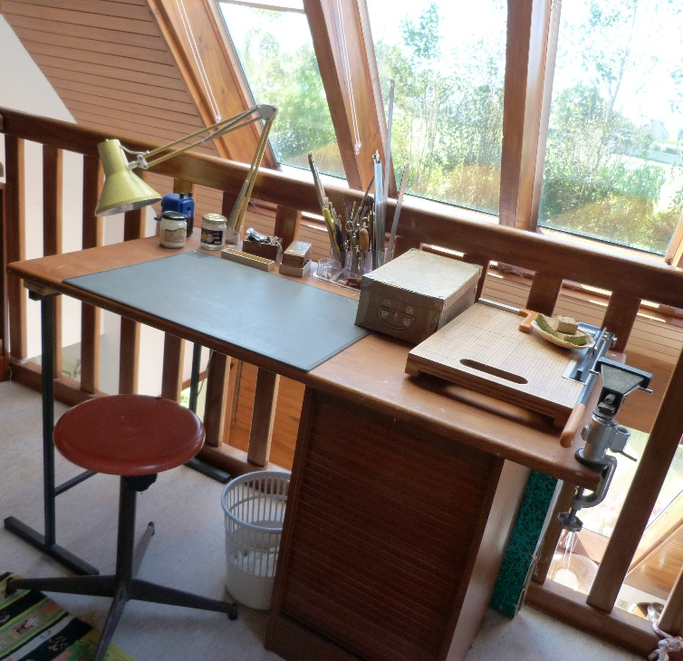Recension1 kerlouan, dessus du bureau