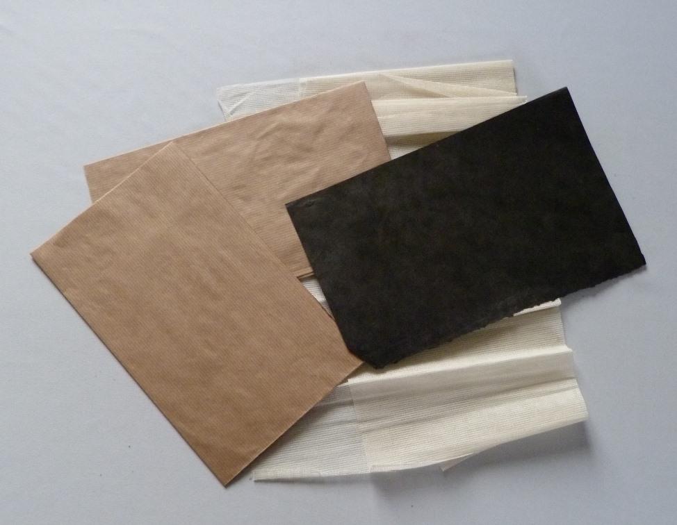 Fabrication d'un étui bordé : fournitures