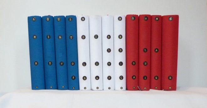 Histoire de la révolution française : les 12 tomes