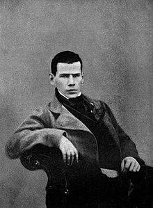 Tolstoï vivant de Suarès : Tolstoï jeune