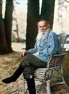 Tolstoï vivant de Suarès : Tolstoï vieux