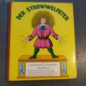 Der struwwelpeter : le livre