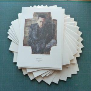 je participe : portrait de Camus