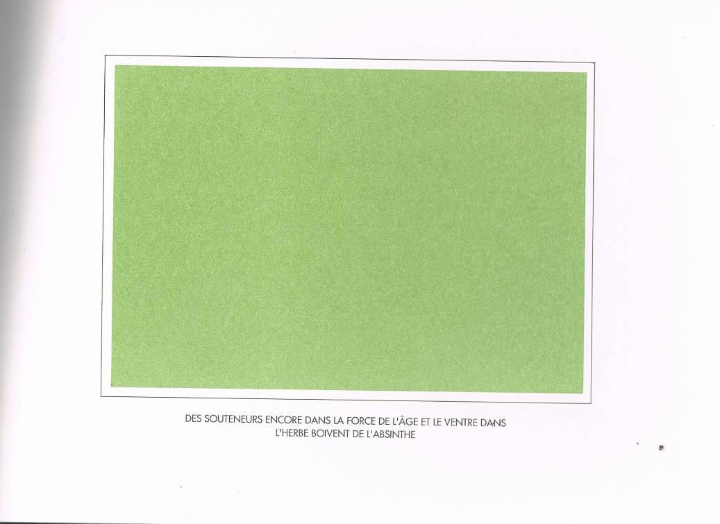 album primo-avrilesque : vert