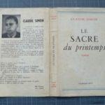La corde raide de Claude Simon