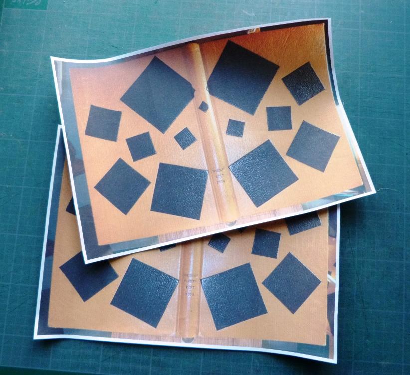 Carnets de notes (2007-2008), photocopies