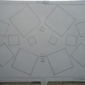 Carnets de notes (2007-2008), 2 calques superposés