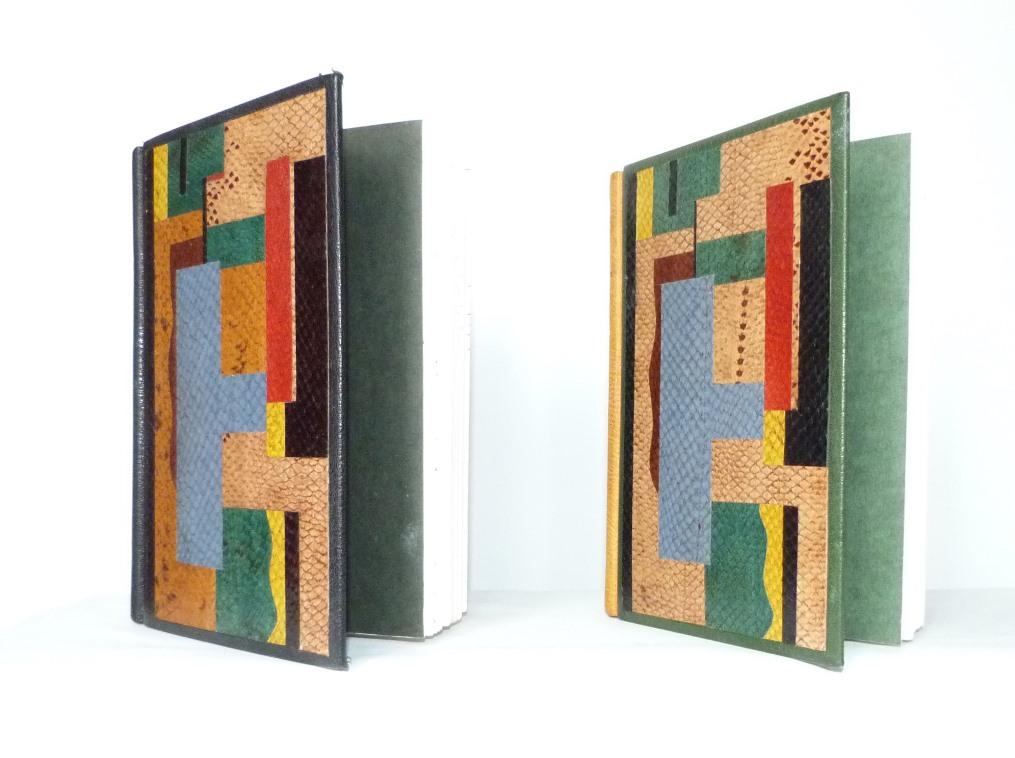 Carnets de notes (1993-1994) : gardes