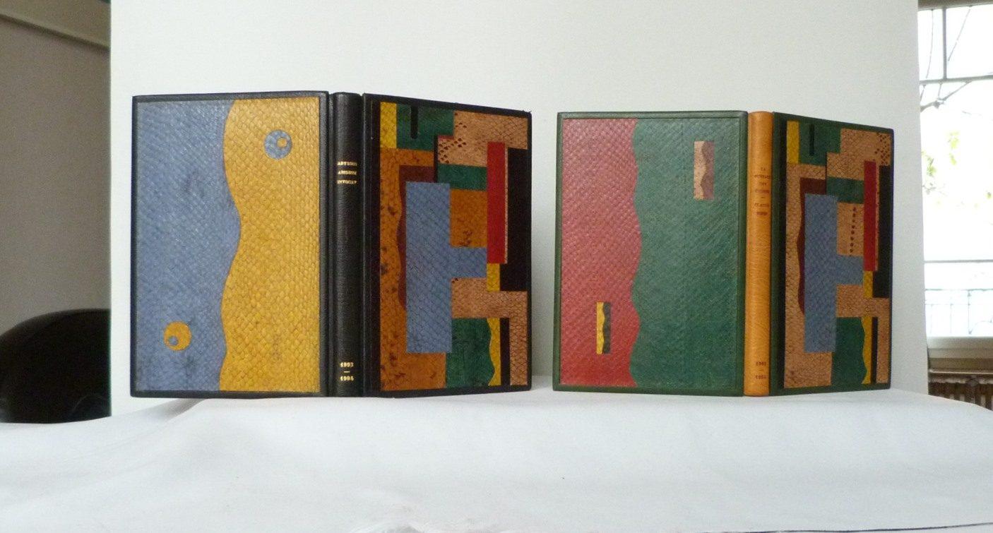 Carnets de notes (1993-1994) : plats