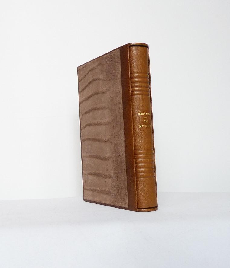 Les Matinaux de rené Char: livre chemisé sous étui.