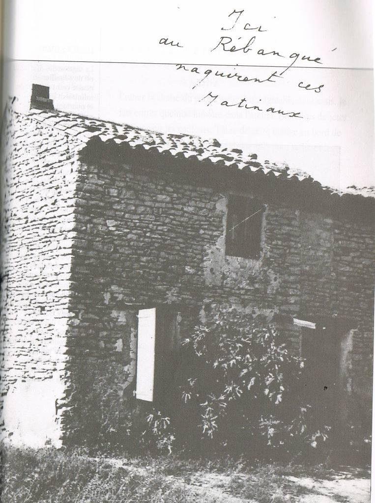 Les Matinaux, photo des Rébanqué