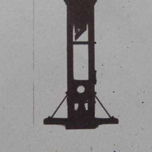 Biennale 2019-V, guillotine.