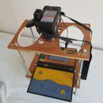 Machine célibataire (pour photographier des paires de livres !)