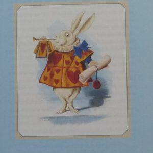 Alice au pays des merveilles, gravure