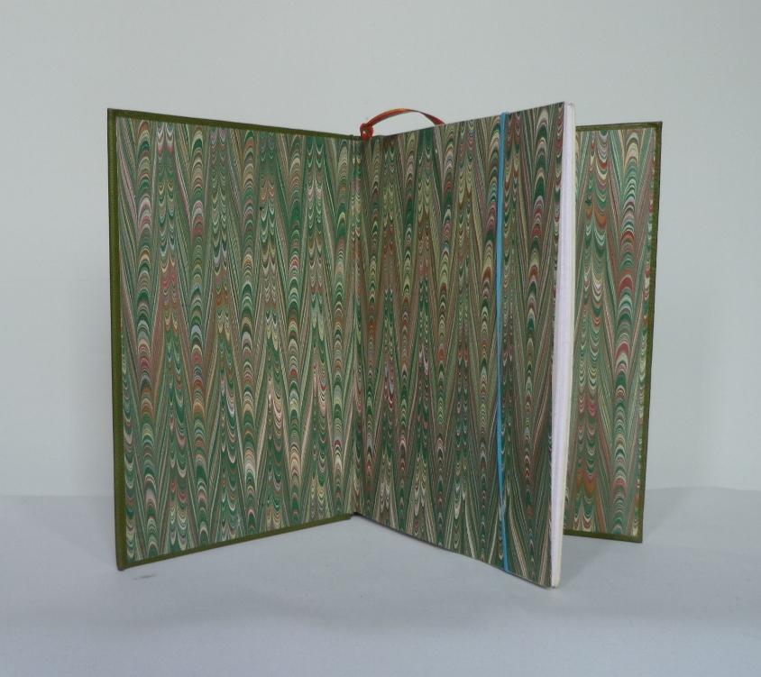 Carnets de notes (2006-2007), les gardes.