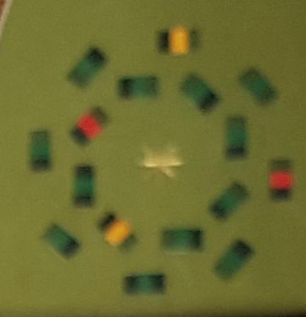 Carnets de notes (2006-2007), jeu