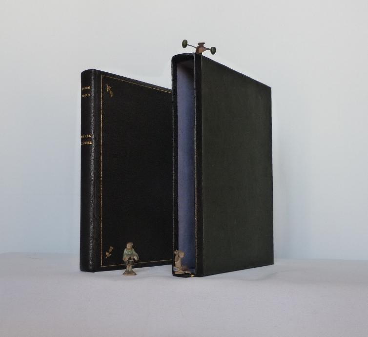 Israël zangwill, cahier de la quinzaine, le livre et l'étui.